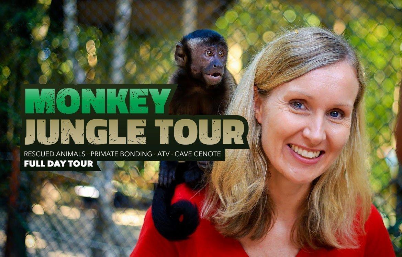 Monkey Sanctuary + ATV Tour
