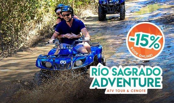 ATV Río Sagrado Adventure